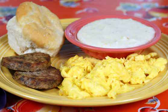 famous flying biscuit breakfast